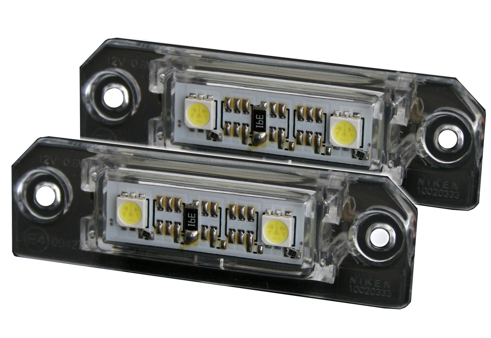 LED-SMD-SET-fuer-VW-GOLF-4-5-POLO-6N2-9N-6R-KENNZEICHEN-NUMMERNSCHILD-BELEUCHTUNG