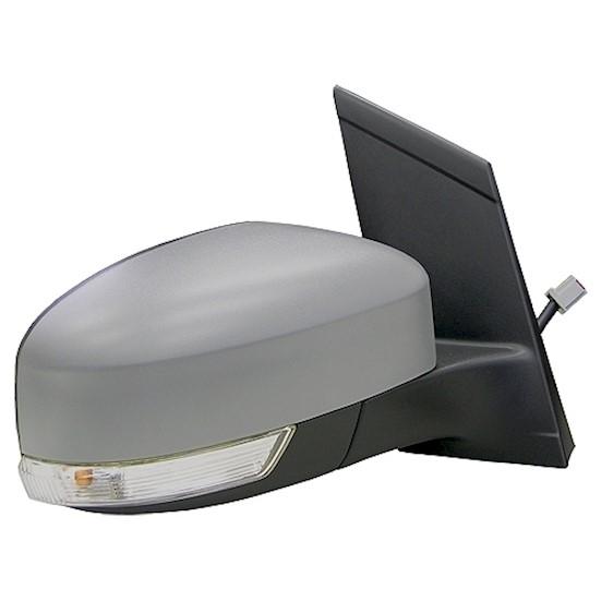 spiegel rechts f r ford focus mk2 facelift 1 08. Black Bedroom Furniture Sets. Home Design Ideas