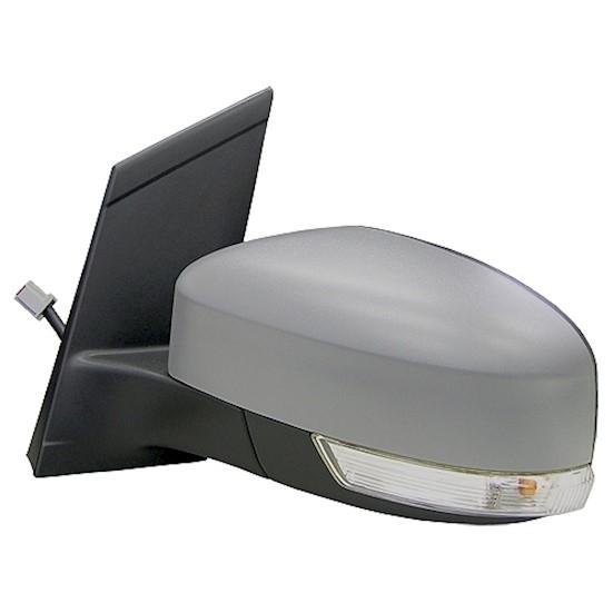 spiegel links f r ford focus mk2 facelift 1 08 elektrisch. Black Bedroom Furniture Sets. Home Design Ideas