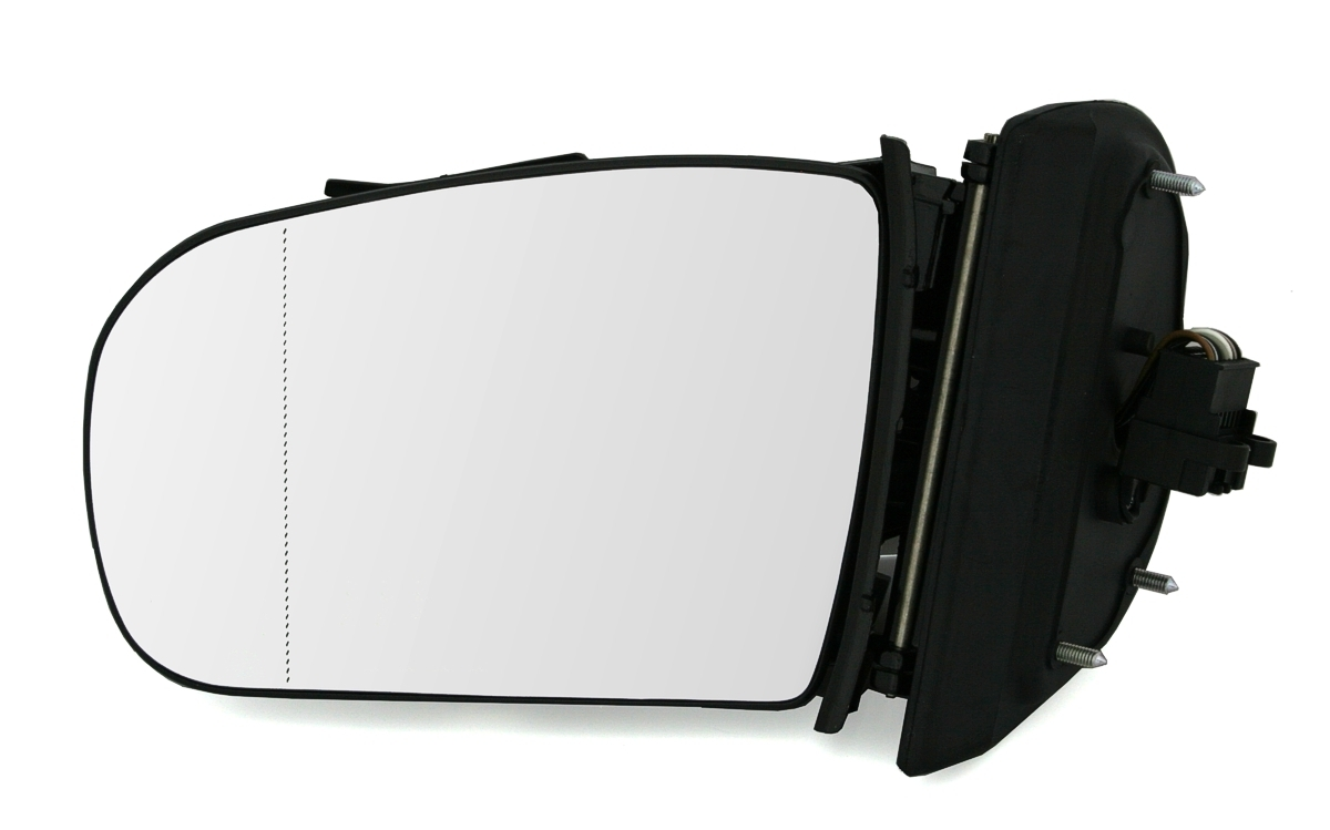 tyc spiegel links f r mercedes w210 7 99 2 02. Black Bedroom Furniture Sets. Home Design Ideas