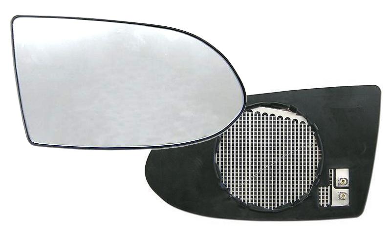 spiegelglas rechts f r opel zafira a spiegel glas konvex. Black Bedroom Furniture Sets. Home Design Ideas