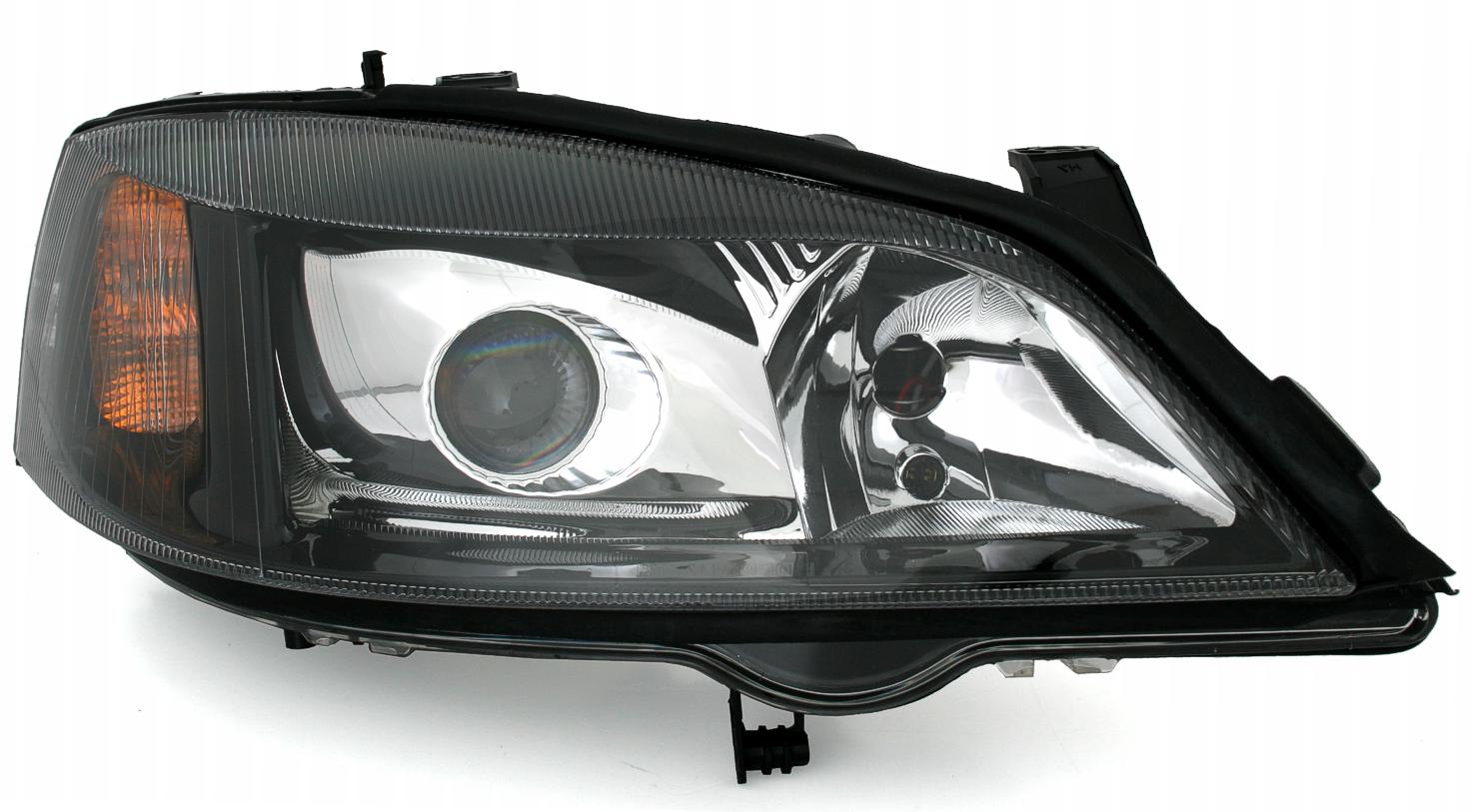 d2s xenon scheinwerfer rechts f r opel astra g in schwarz. Black Bedroom Furniture Sets. Home Design Ideas