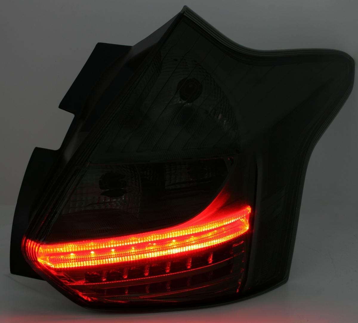 led r ckleuchten set f r ford focus mk3 4 11 flie heck. Black Bedroom Furniture Sets. Home Design Ideas