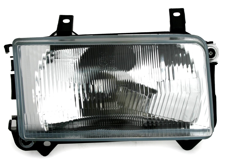 frontscheinwerfer set in schwarz f r vw t4 bus. Black Bedroom Furniture Sets. Home Design Ideas