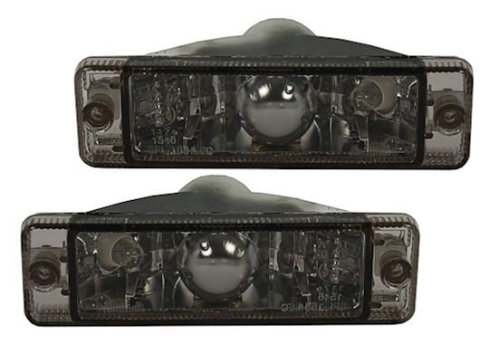 frontblinker set smoke standlicht f r vw golf 1 17. Black Bedroom Furniture Sets. Home Design Ideas