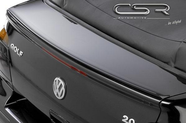 csr hecklippe f r vw golf 3 cabrio spoilerlippe. Black Bedroom Furniture Sets. Home Design Ideas