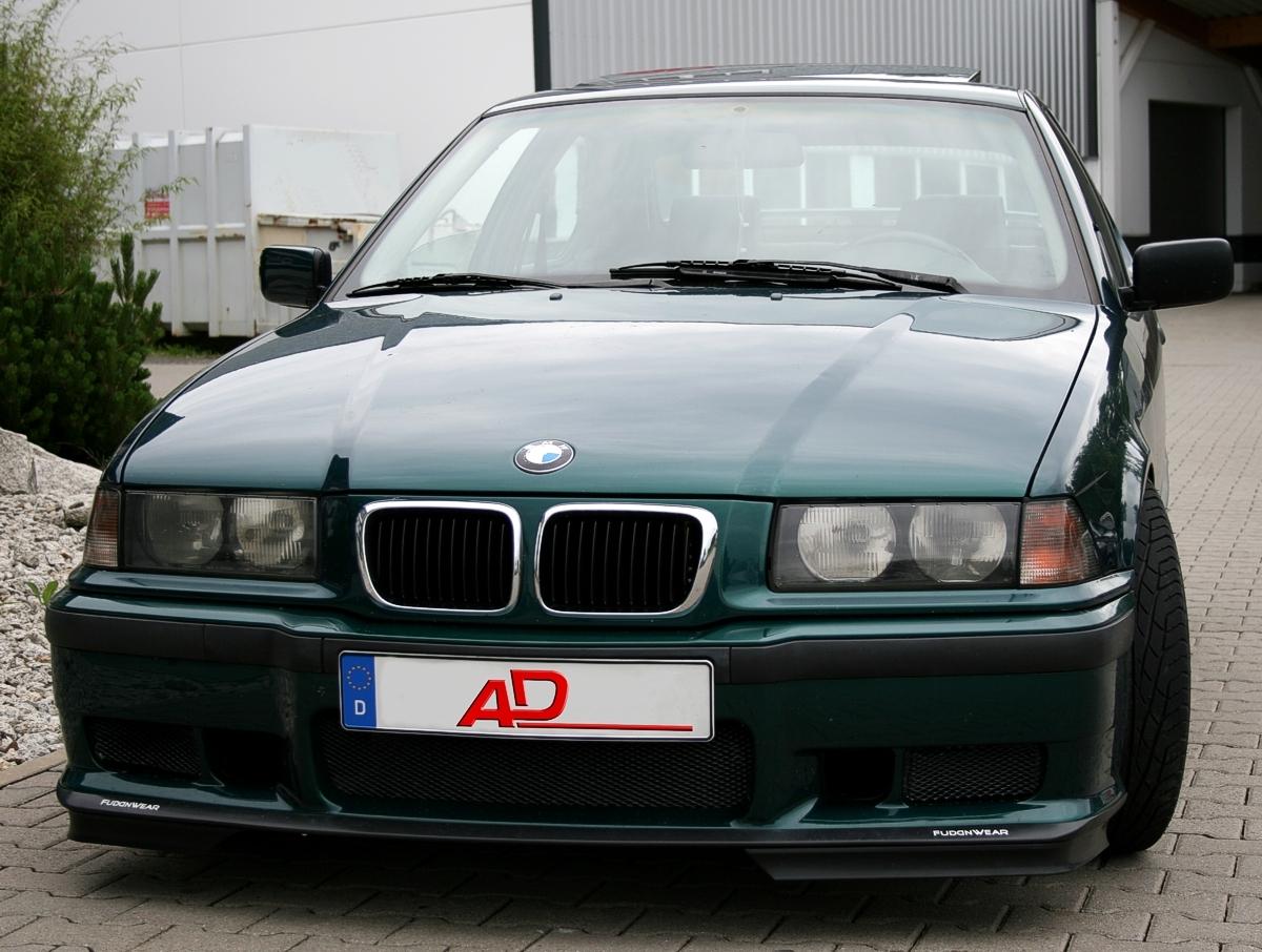 бампер м тех на BMW e36